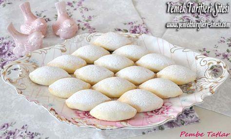 Pasta Tadında Muhallebili Kurabiye Tarifi