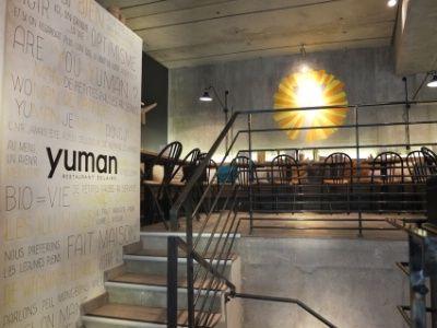 Yuman, nouvelle adresse 100 % bio et locavore