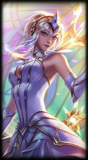 League of Legends- Elementlist Lux.