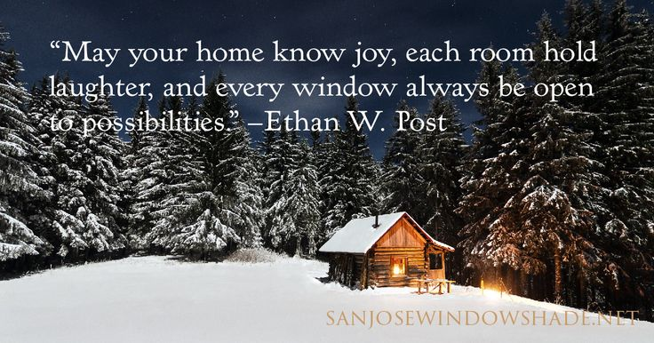 Your windows frame your view of the world outside. http://www.sanjosewindowshade.net/