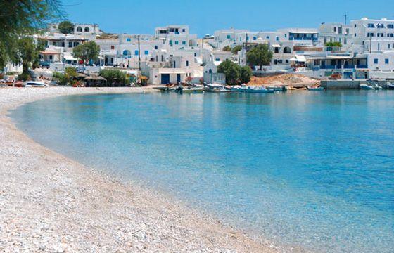 Hohlidia, Folegandros, Greece