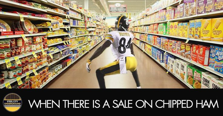 "37 Likes, 1 Comments - Steel City Underground (@steelcityunderground) on Instagram: ""An SCU exclusive pic of Antonio Brown in Giant Eagle today"""