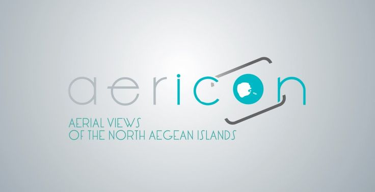 AERICON - AERIAL VIEWS OF NORTH AEGEAN ISLANDS  (2013-2014)