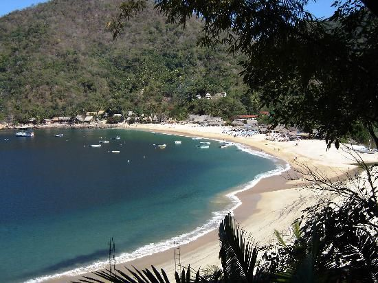 I would love to go back to my little shack in Yelapa!
