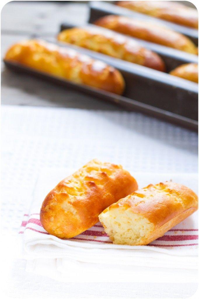 Astuce goûter : ajoutez à ce petit pain un bâton de chocolat sans gluten!