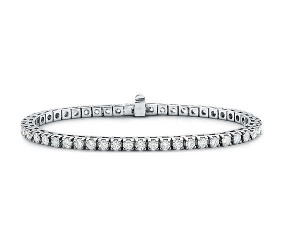 Diamond Tennis Bracelet 2 Carats Diamond 3carats Diamonds H Etsy Tennis Bracelet Diamond Diamond Bracelet Sparkly Bracelets