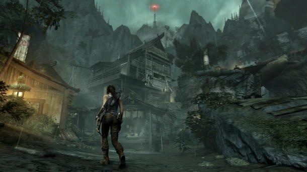 Tomb Raider - Xbox 360 (2013)