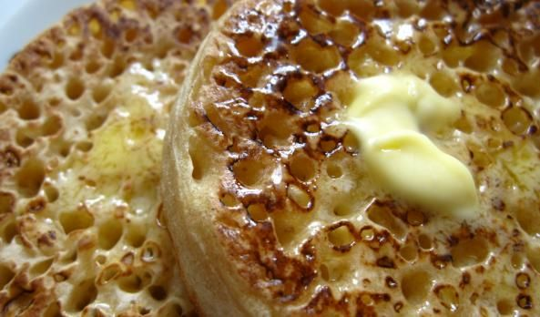 The web's best crumpet recipe, for that perfect English teatime treat | European Cuisines