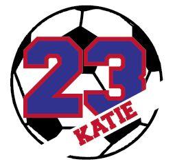 Soccer Team Locker Tag                                                       …