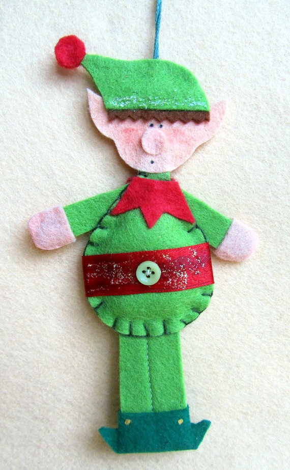 felt elf