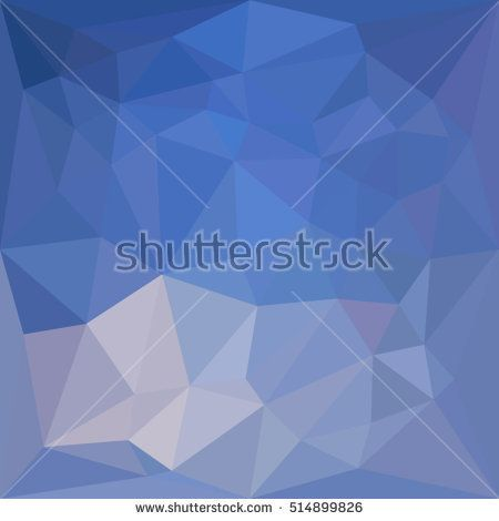 Low polygon style illustration of a powder blue abstract geometric background. #abstractbackground #lowpolygon #illlustration