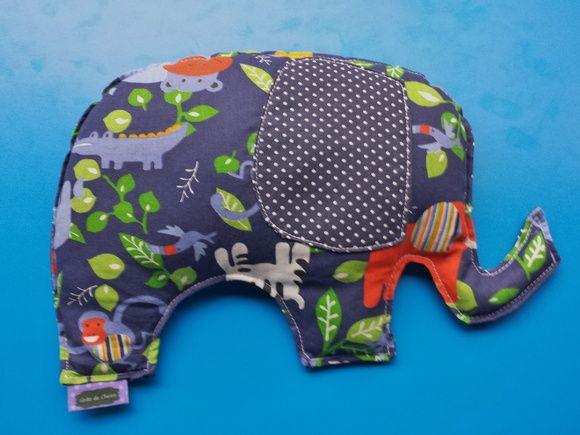 Elefante Térmico Aromático | GRÃO DE CHEIRO | Elo7