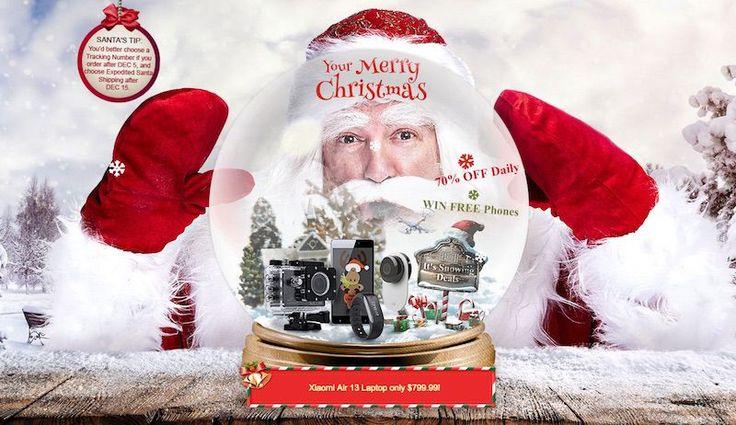 Super ofertas navideñas; smartphones drones impresoras 3D etc.