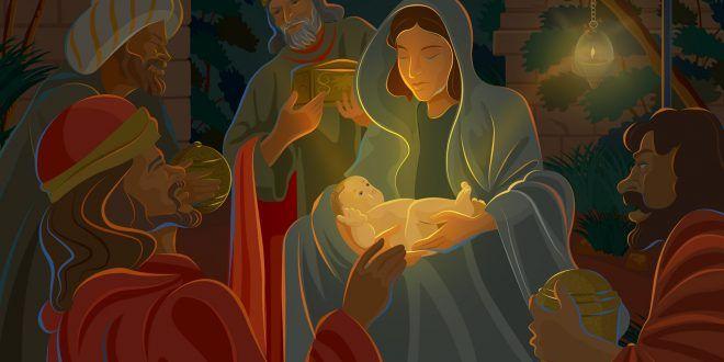Clic en la imagen y sigue la reflexión del Evangelio de este domingo  «María conservaba y meditaba todo en su corazón»  PRIMERA LECTURA: Números 6, 22-27 SALMO RESPONSORIAL: Salmo 66, 2-3.5-6.8 SEGUNDA LECTURA: Gálatas 4, 4-7  TEXTO BÍBLICO: Lucas 2, 16-21 2,16: Fueron rápidamente y encontraron a María, a José y al niño acostado en el pesebre. http://www.cristonautas.com/index.php/lectio-divina-dominical-maria-madre-de-dios-ciclo-a/