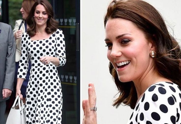 Memukau, Ini Tampilan Kate Middleton dengan Rambut Baru
