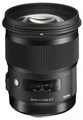 50mm F1.4 DG HSM | A | Sigma Corporation of America The Class-leading 50mm F1.4 DG HSM | A lens. The new standard. Already legendary.