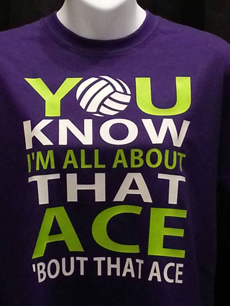 Volleyball Shirt//You Know I'm All About That ACE 'Bout That ACE Volleyball Shirt// Womens, Girls shirt, Team Shirt, Volleyball Player Shirt by XtremeSparkle on Etsy https://www.etsy.com/listing/215473341/volleyball-shirtyou-know-im-all-about