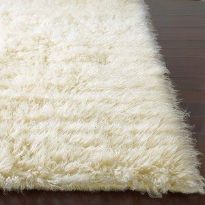 Flokati rug. I need incentive to get out of bed. I think putting this under my feet every morning will aid in the process.