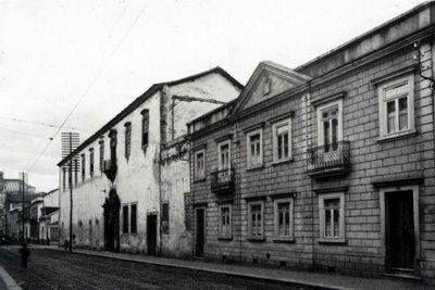 Colégio de São Tomás antes de ser transformado em Palácio da Justiça