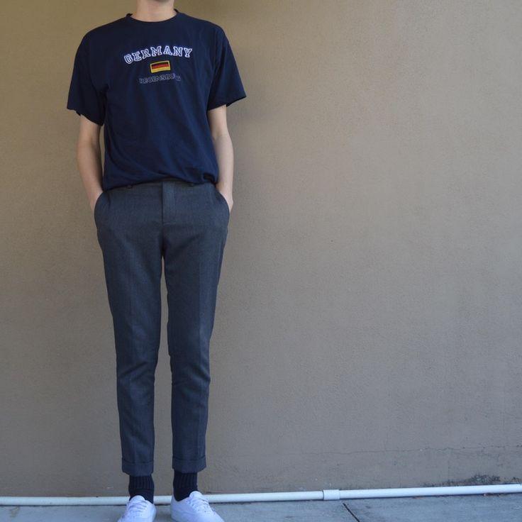 [WDYWT] HM suit pants fit : streetwear