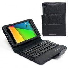 Forro con Teclado Nexus 7 2013 - Negro  Bs.F. 315,29