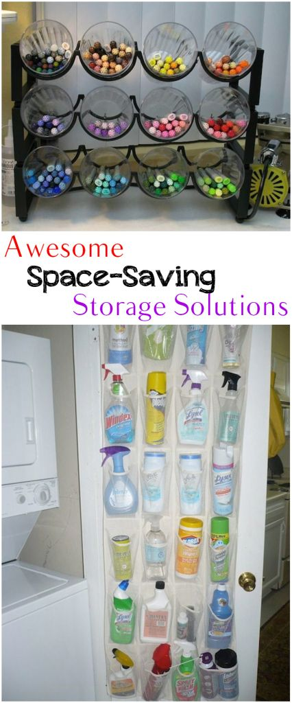 Awesome Space-Saving Storage Solutions