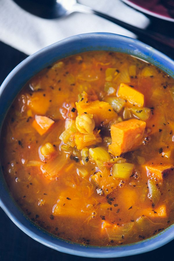 Moosewood's Gypsy Soup | Food Fitness Fresh Air