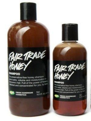Product Review: Lush Fair Trade Honey Shampoo