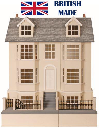 Grove House Victorian Style Dolls House