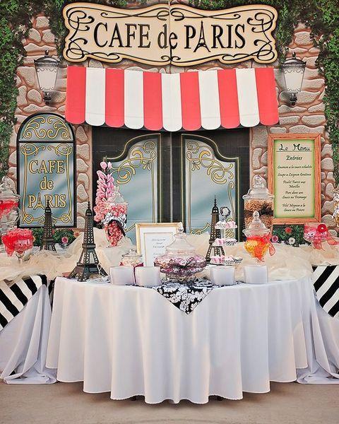 70 Gorgeous And Chic Paris Wedding Ideas | HappyWedd.com