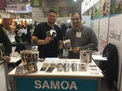 Phil at Fine Food Australia 2016 Ola Pacifica