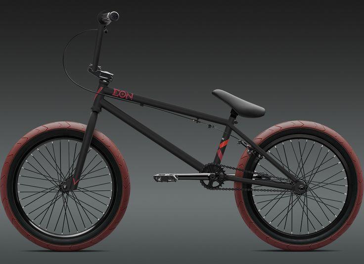 Verde Bikes → 2016 Eon LHD