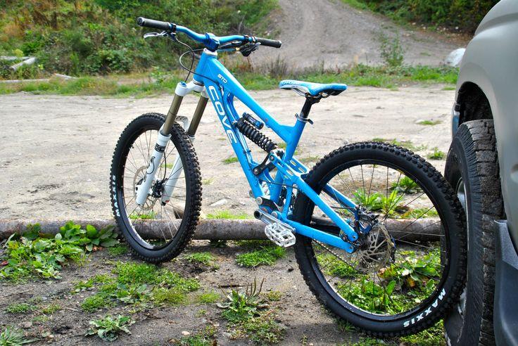 Cove Hustler Mountain Bike