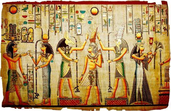 Zeii Egiptului – Mitologia Egipteana
