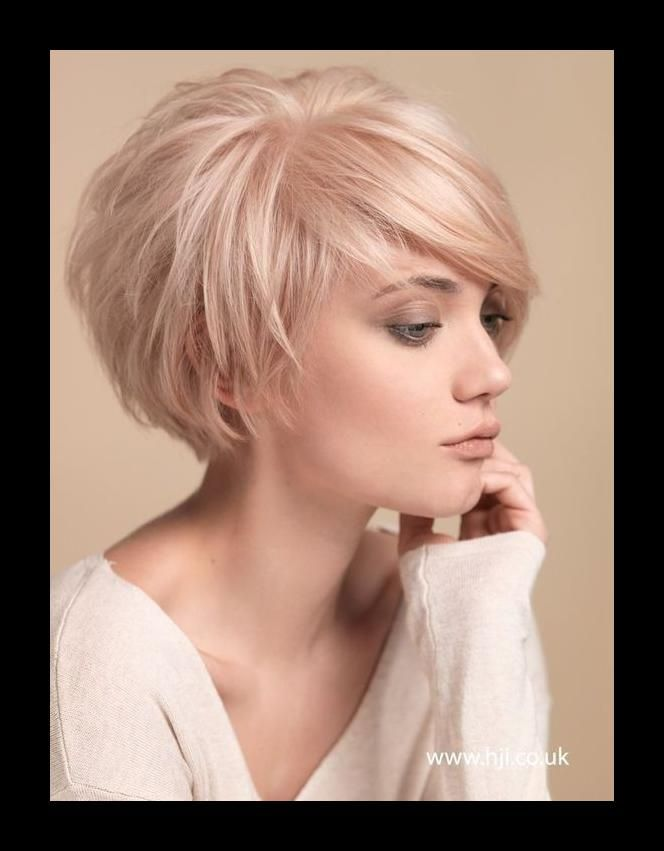 40 Best Short Hairstyles For Fine Hair 2019 Must Do Pinterest Hairstyles Longhair Sho Short Thin Hair Short Layered Bob Hairstyles Short Hair Styles