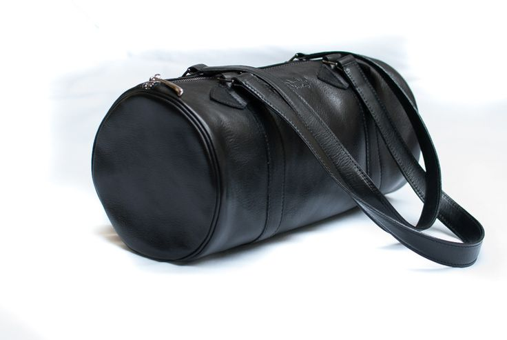 Black #barrel #barrelbag