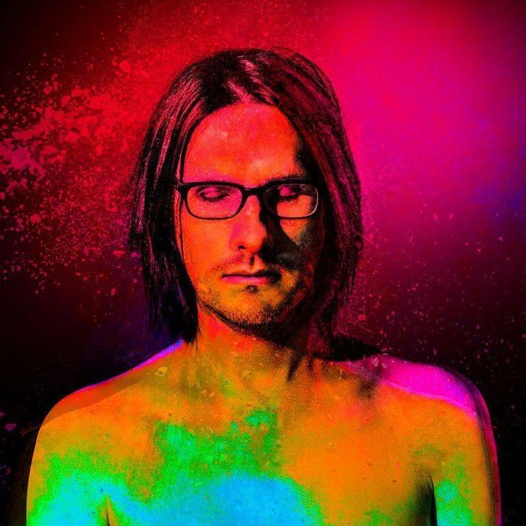 Steven Wilson. Photography by Lasse Hoile
