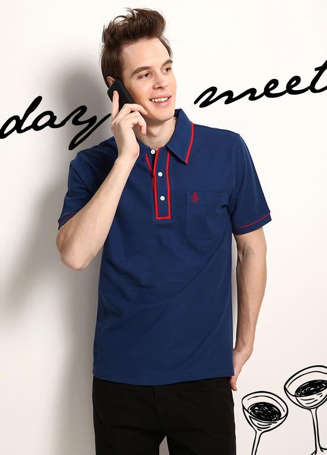 An Original Penguin T-shirt Markafoni'de 180,00 TL yerine 89,99 TL! Satın almak için: http://www.markafoni.com/product/3520127/