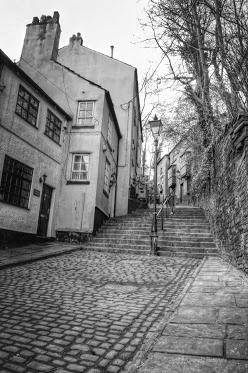Brunswick Hill, Macclesfield, Cheshire. UK.