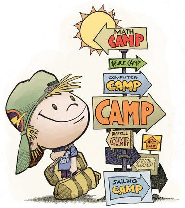 Trying to narrow down the choices for summer camp for your child next year? Visit our website at http://mainecamps.org/