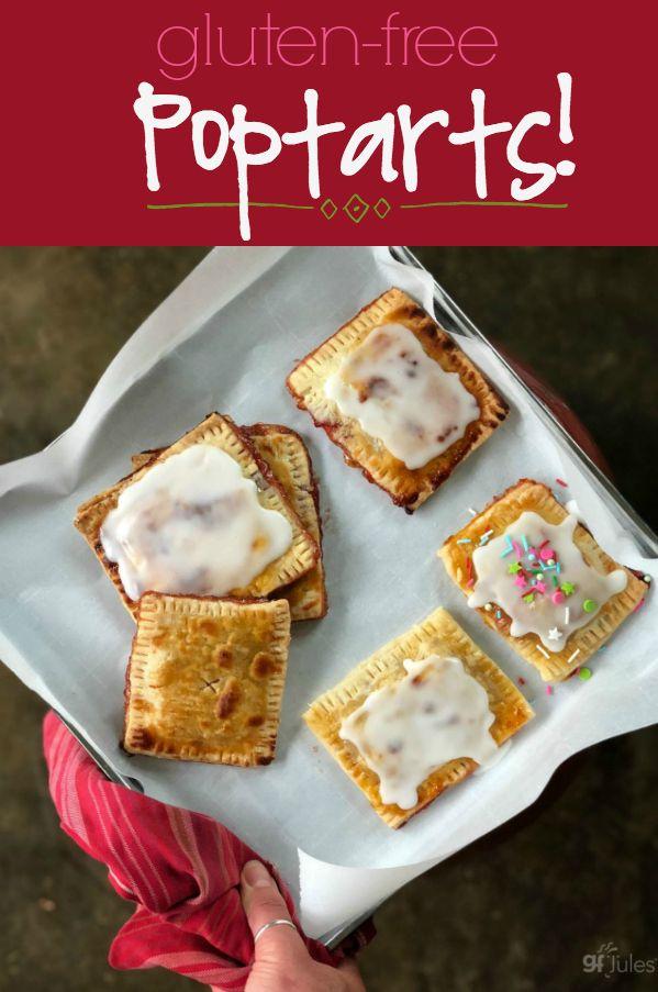 Gluten Free Toaster Pastries Pop Tarts Recipe Pop Tarts