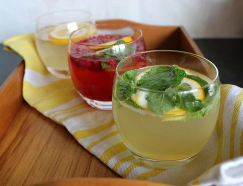 Lemon Cordial, 3 Ways