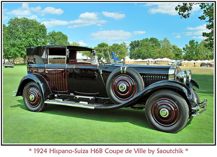 93 Best Automoviles Hispano Suiza Images On Pinterest Car