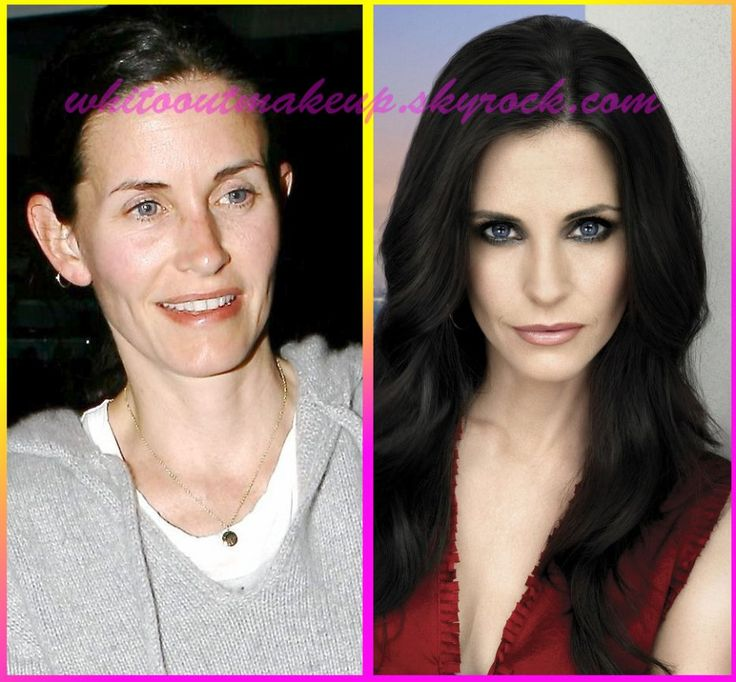 Plastic Surgery Heidi Montag Courteney Cox And More: 331 Best Images About ♥STARS UN-TOUCHED♥ On Pinterest