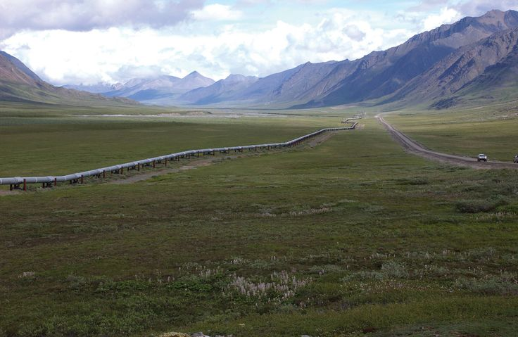 Alaskan Pipeline | Flickr - Photo Sharing!