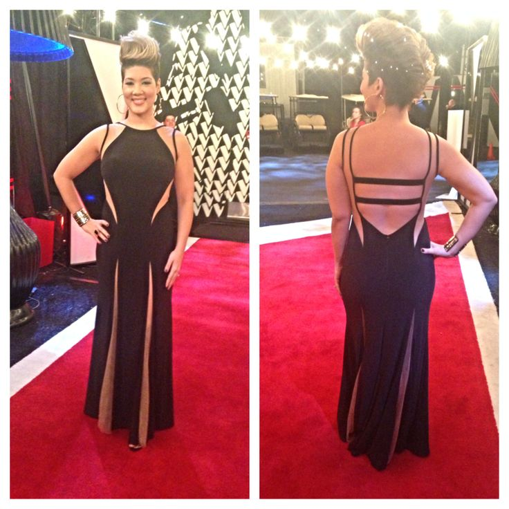 Tessanne Chin is simply stunning.