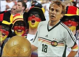 Min favoritspiller på det tyske landshold er stadig Jürgen Klinsmann!  (Én gang fan, altid fan)
