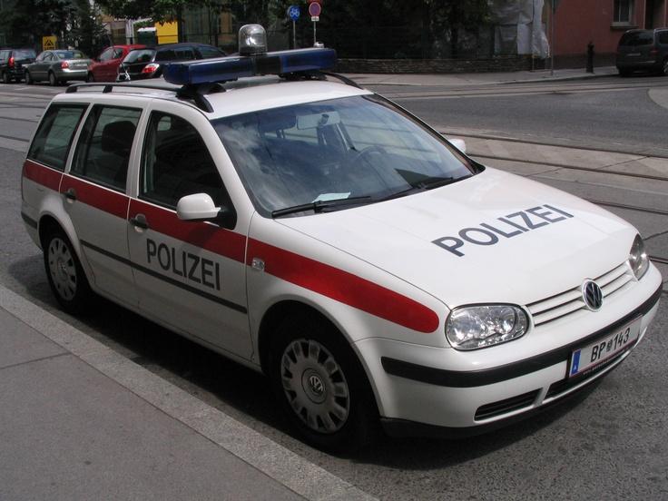 Polizei @ Vienna, Austrlia