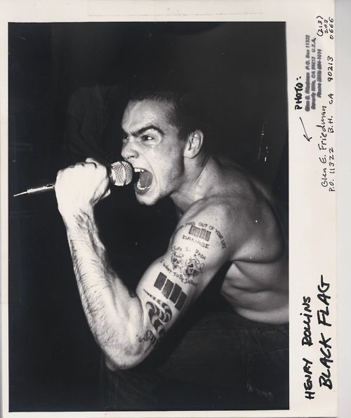 Black Flag - live! This is what punk rock was circa 1980. Angry, violent, shitty, and yet it still beautifully created the basis of a rising generation in which rebellion and inquisition became a normalcy.