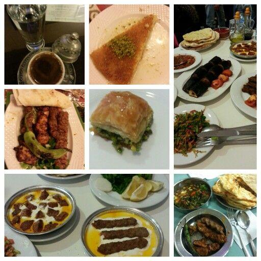 Antep Yemekleri , Turkey